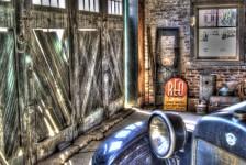 Garage HDR 1