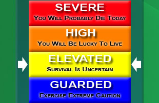 Homeland Security Widget