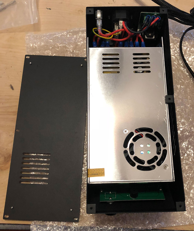 Creality CR-10S C4 Capacitor DIY Fix Tutorial - Jozerworx